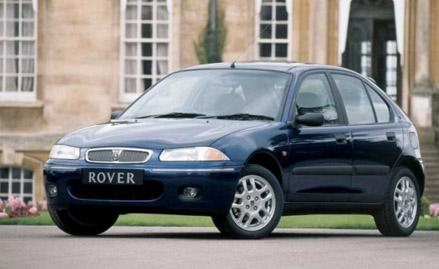 Rover 200 po95