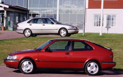 Saab 900-