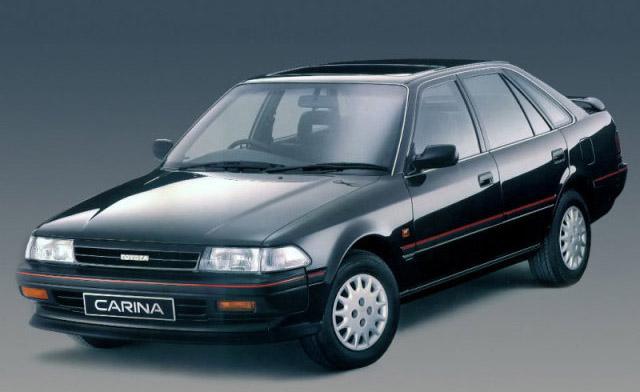 Toyota Carina II