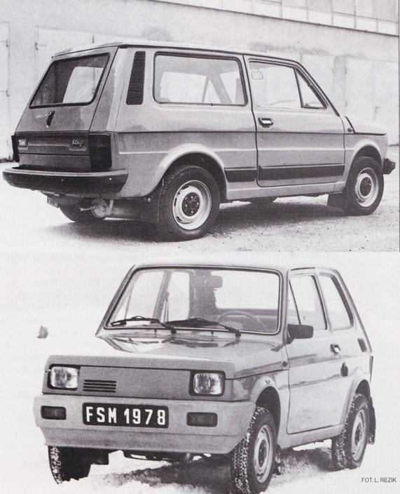 fiat 126 prototyp